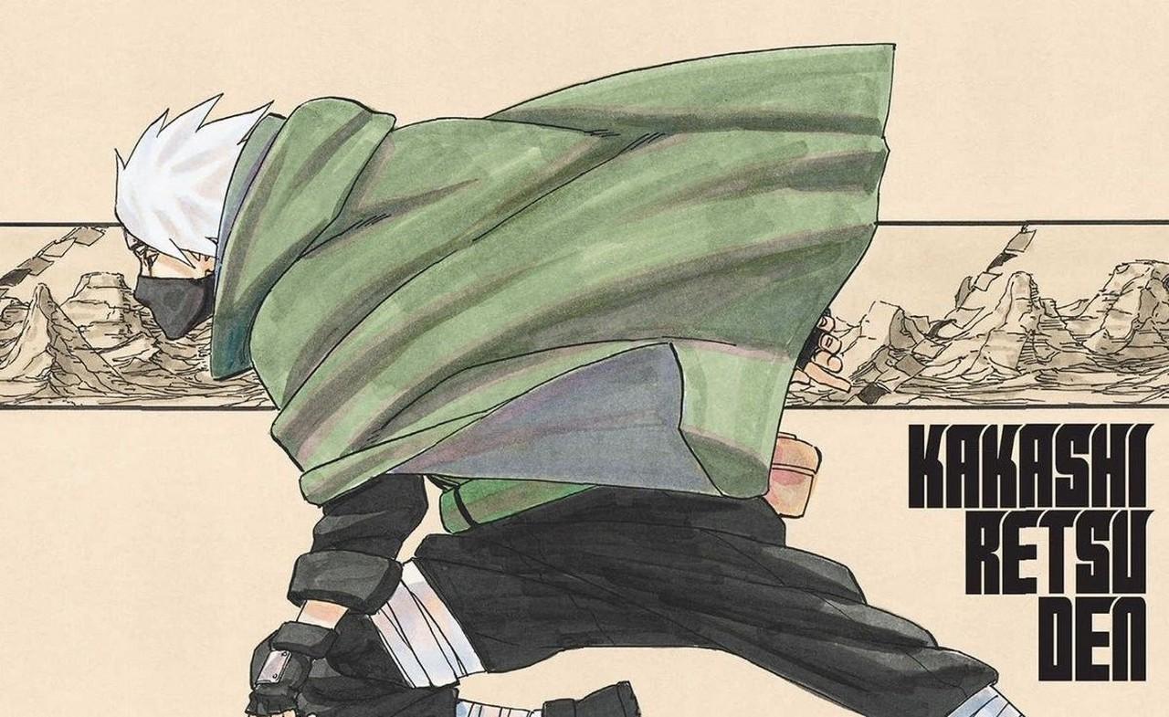 Kakashi Retsuden 1