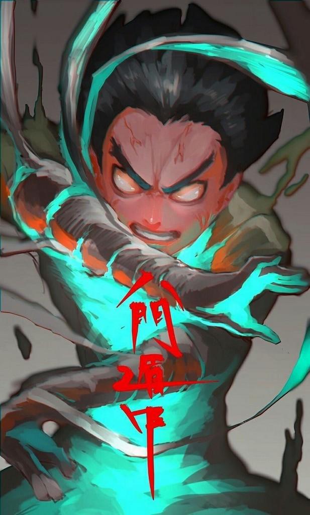Naruto SD: Rock Lee no Seishun Full-Power Ninden 1